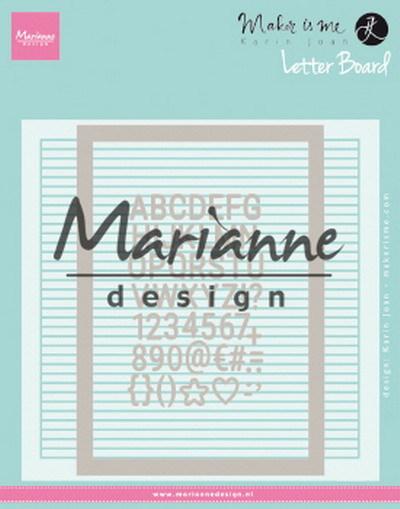 Afbeeldingsresultaat voor Karen Joan letterboard