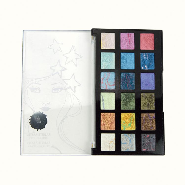 PRE-ORDER 4 - Jane Davenport - Pastel Palette Set - Mineral Eyes