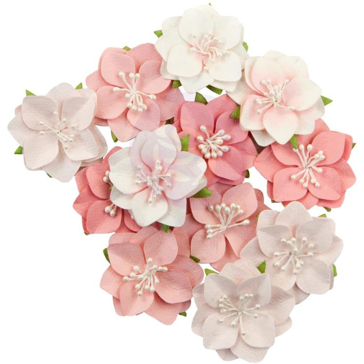 Prima Marketing - Paper Flowers Fruit Paradise - Ripe Berry