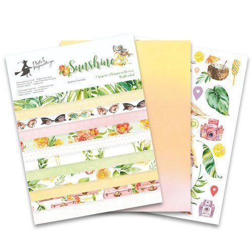 Piatek - Paperpad Sunshine 15,2 x 20 cm - Sunshine