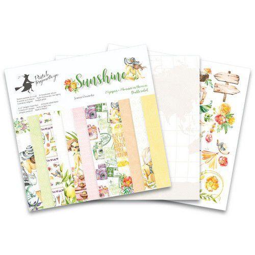 Piatek - Paperpad 15,2 x 15,2 cm - Sunshine
