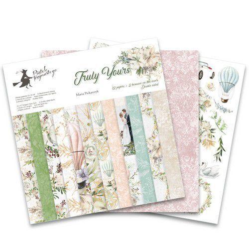Piatek - Paperpad 30,5 x 30,5 cm - Truly Yours