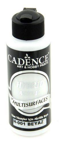 Cadence - Hybride acrylverf (semi mat) - Wit 01