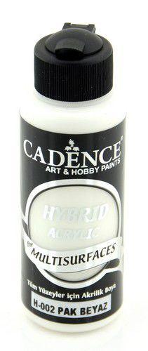 Cadence - Hybride acrylverf (semi mat) - Puur wit