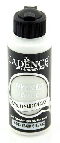 Cadence - Hybride acrylverf (semi mat) - Ancient - wit
