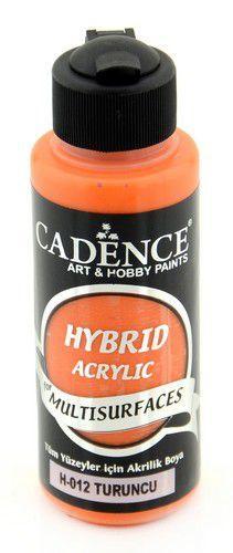 Cadence - Hybride acrylverf (semi mat) - Oranje