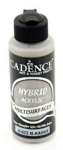 Cadence - Hybride acrylverf (semi mat) - Colier Brown