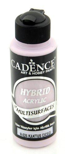Cadence - Hybride acrylverf (semi mat) - Cactusbloem