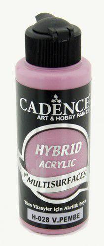 Cadence - Hybride acrylverf (semi mat) - Victoria roze