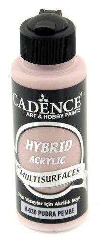 Cadence - Hybride acrylverf (semi mat) - Poederroze