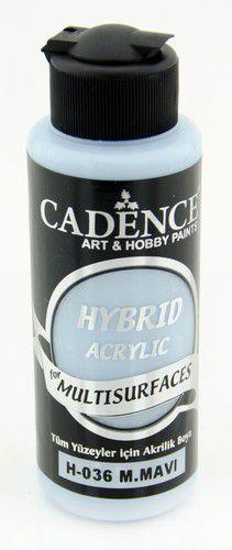 Cadence - Hybride acrylverf (semi mat) - Mild blauw