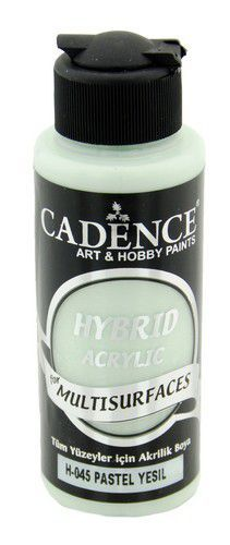 Cadence - Hybride acrylverf (semi mat) - Pastel groen