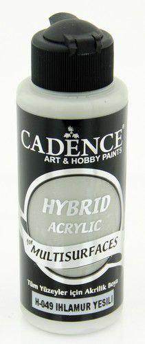 Cadence - Hybride acrylverf (semi mat) - Linden groen