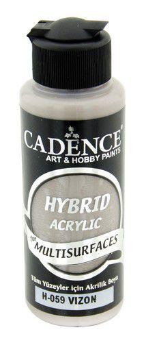 Cadence - Hybride acrylverf (semi mat) - Mink - grijs
