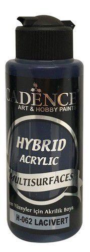 Cadence - Hybride acrylverf (semi mat) - Donkerblauw