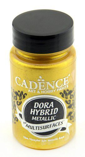 Cadence - Dora Hybride metallic verf - Rich gold