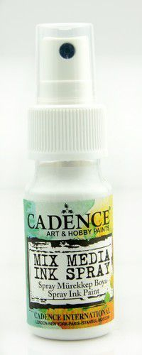 Cadence - Mix Media Shimmer Metallic Spray - Parelmoer
