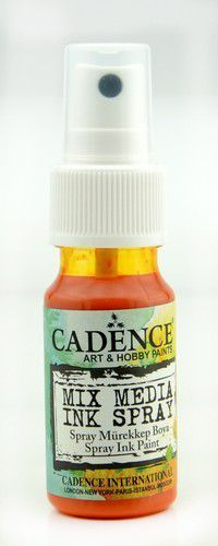 Cadence - Mix Media Shimmer Metallic Spray - Oranje