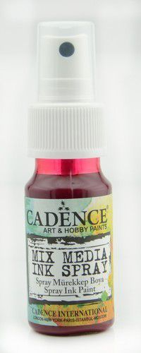 Cadence - Mix Media Shimmer Metallic Spray - Fuchsia