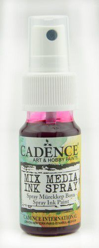 Cadence - Mix Media Shimmer Metallic Spray - Magenta