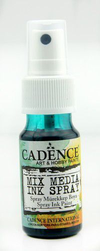 Cadence - Mix Media Shimmer Metallic Spray - Groen