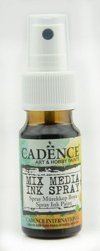 Cadence - Mix Media Shimmer Metallic Spray - Donker bruin
