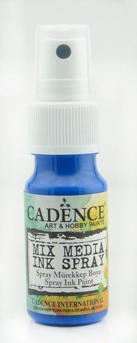 Cadence - Mix Media Shimmer Metallic Spray - Lichtblauw