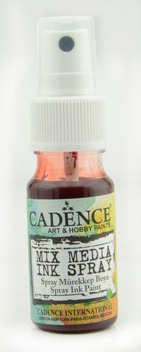 Cadence - Mix Media Shimmer Metallic Spray - Rood