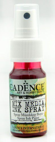 Cadence - Mix Media Inkt Spray - Fuchsia