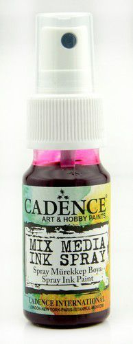 Cadence - Mix Media Inkt Spray - Magenta