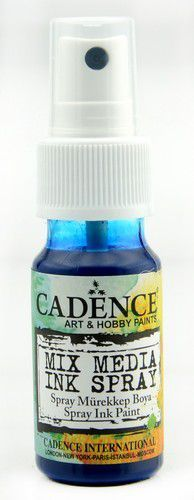 Cadence - Mix Media Inkt Spray - Blauw