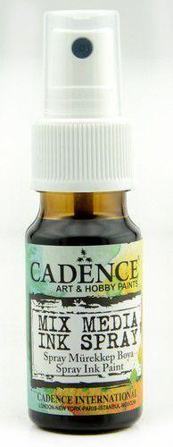Cadence - Mix Media Inkt Spray - Donker bruin