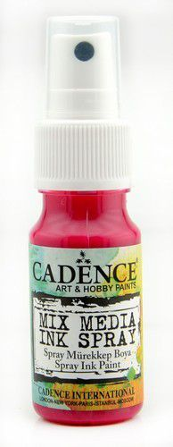 Cadence - Mix Media Inkt Spray - Lichte fuchsia