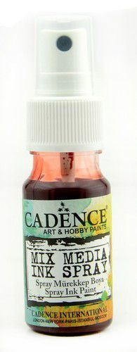 Cadence - Mix Media Inkt Spray - Rood