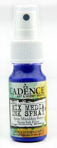 Cadence - Mix Media Inkt Spray - Lichtpaars