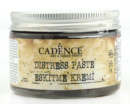 Cadence - Distress Pasta - Ground Espresso