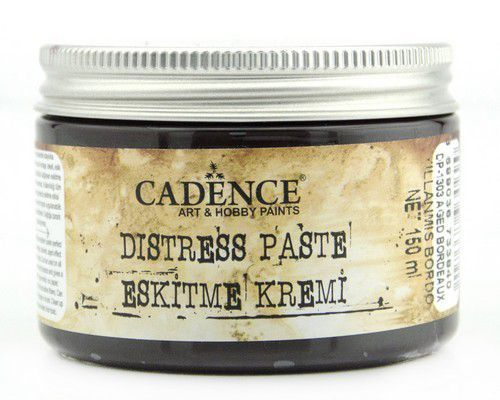 Cadence - Distress Pasta - Oud Bordeaux