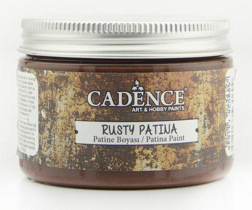 Cadence - Rusty Patina Verf - Patina Brown