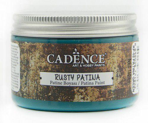 Cadence - Rusty Patina Verf - Patina Groen