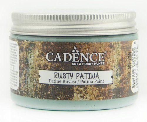 Cadence - Rusty Patina Verf - Schimmel Groen