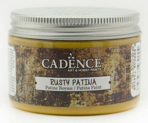 Cadence - Rusty Patina Verf - Oxide geel