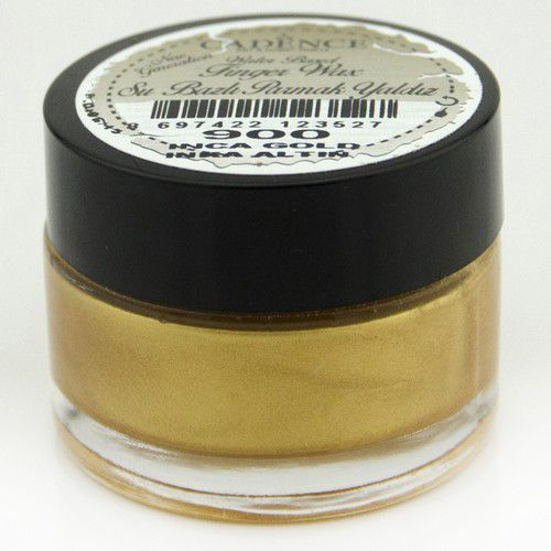 Cadence - Water Based Vinger Wax - Inca Goud