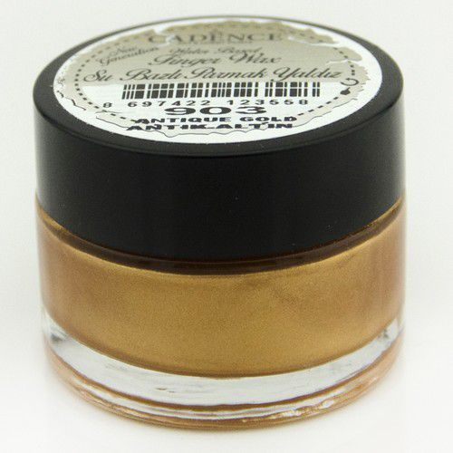 Cadence - Water Based Vinger Wax - Antiek goud
