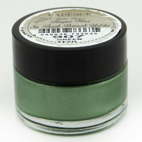 Cadence - Water Based Vinger Wax - Groen