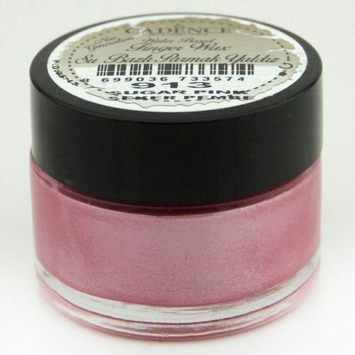 Cadence - Water Based Vinger Wax - Sugar Pink