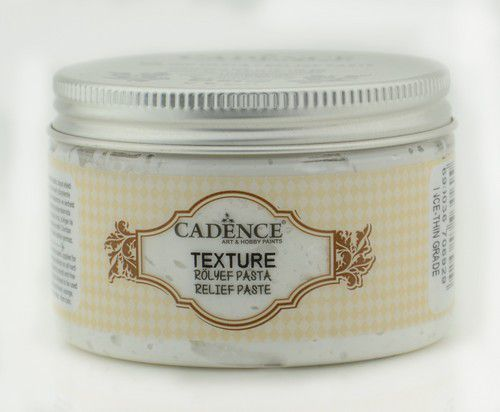 Cadence - Texture Relief Pasta - Wit