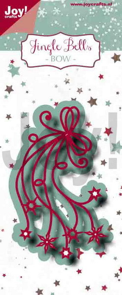 Noor! Design - Jingle Bells - Stansmal Strikje