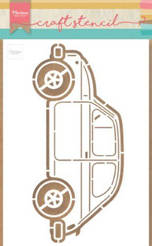 Marianne Design - Craft Stencil - Auto