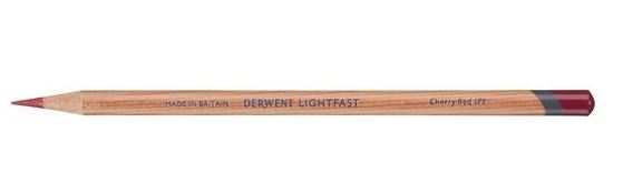 Derwent - Lightfast - Cherry Red