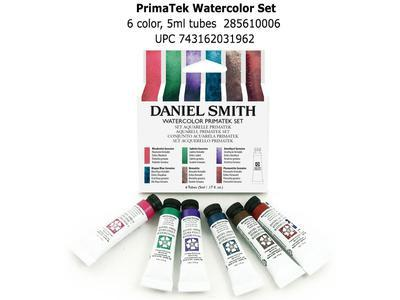 Daniel Smith Watercolor - Primatek set intro 5ml